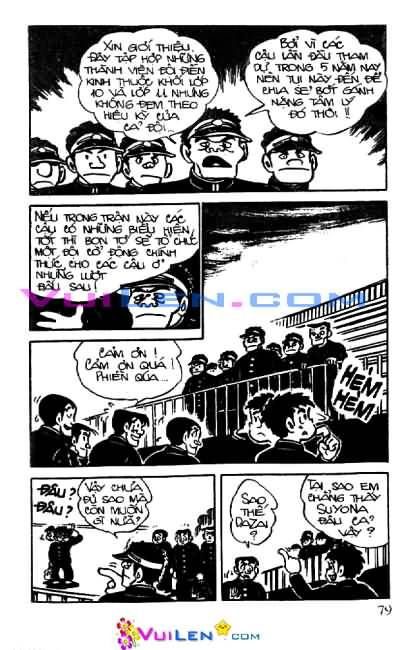 Jindodinho - Đường Dẫn Đến Khung Thành III  Tập 4 page 79 Congtruyen24h