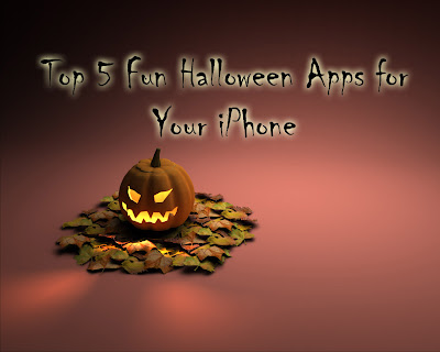 Top 5 Fun Halloween Apps for Your iPhone