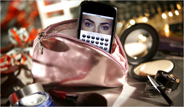 Beauty Apps In The Palm Of Your Hands