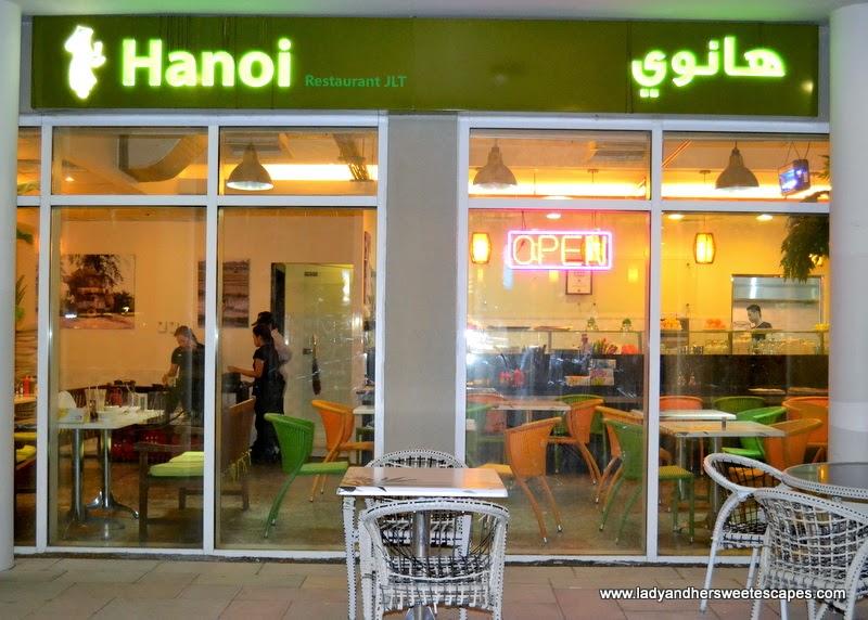 Hanoi Naturally in JLT Dubai