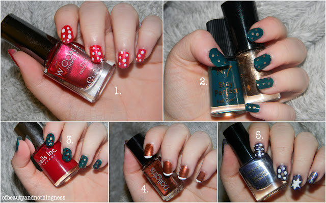 Festive Nail Art!