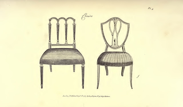 «The Cabinet-Maker and Upholsterer's Guide»