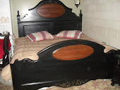 FRENCH GARDEN TREASURE QUEEN BED