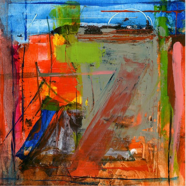 Cuadros modernos pinturas y dibujos cuadros de pintura for Cuadros coloridos modernos