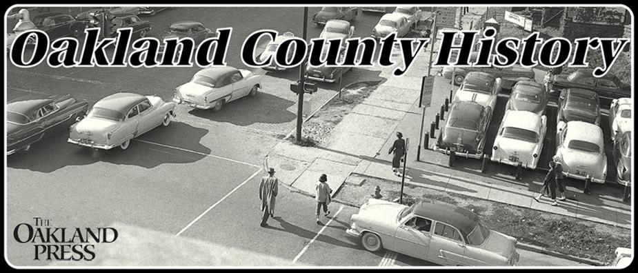 Oakland County History