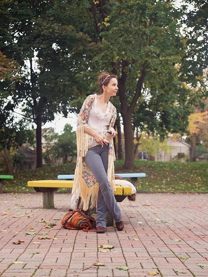 Fringe-Kimono-Corduroy-Boho-Chic