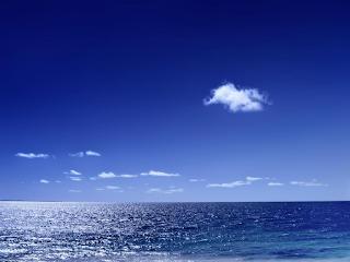 Procede el agua de los océanos del espacio