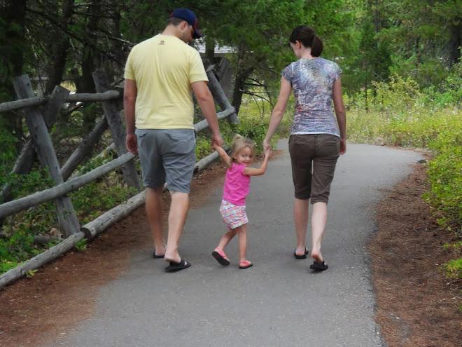 Madison, Jake and Isla