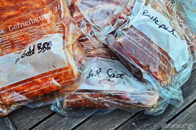 BBQ & grill love | pork rub rezept & smoker tipps spareribs  | luzia pimpinella