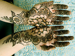 Fancy Mehndi Designs Pictures 2012