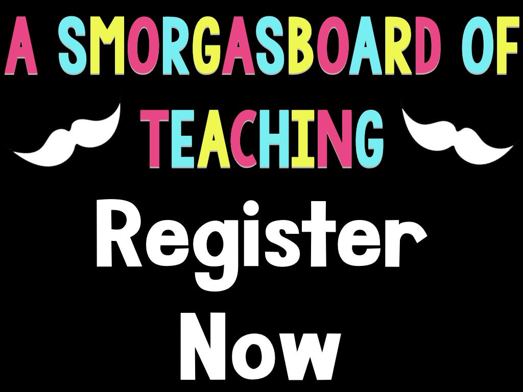 A Smorgasboard of Teaching #2
