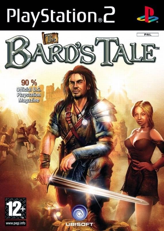 The Bard's Tale Ps2 Iso Ntsc Juegos Para Playstation 2