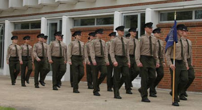 Ohio DNR adds 10 cadets to State Park Ranks