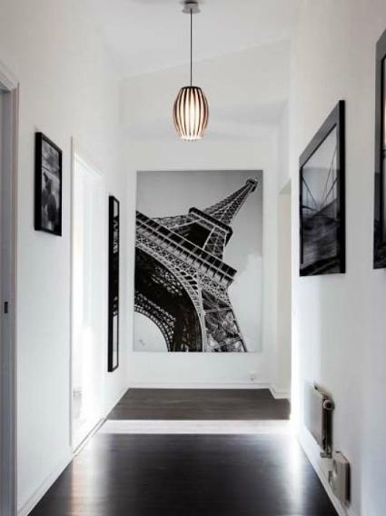 5 trucos infalibles para alegrar pasillos estrechos y for Como decorar el techo de mi casa
