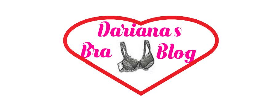 Dariana's Bra Blog