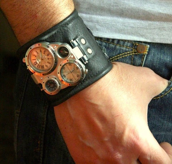 A Brat with Opinions: Fashion: How to Choose Watch for Men