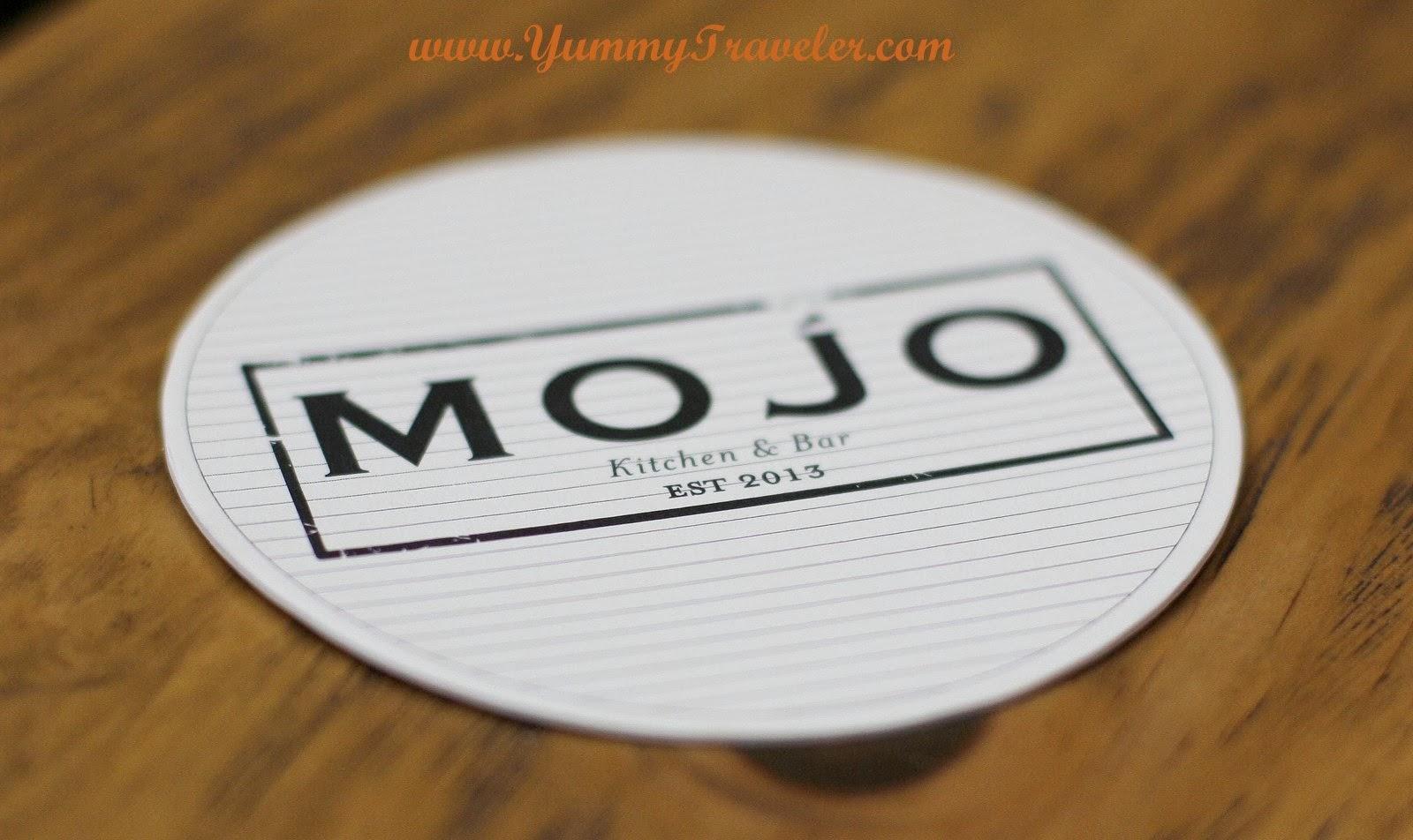 The Yummy Traveler: Mojo Kitchen and Bar
