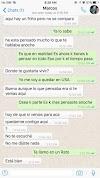 Parte de los mensajes de la Chica que Desnudo su marido en NY