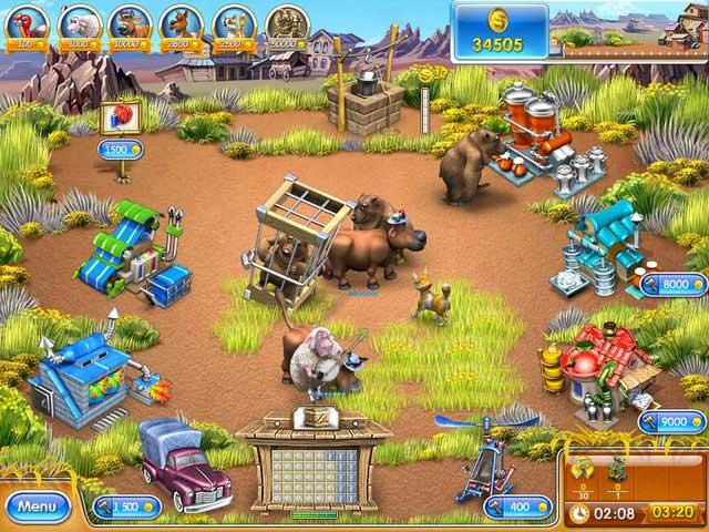 Описание игры Веселая ферма 3: Онлайн-версия известной и популярной! . Вам