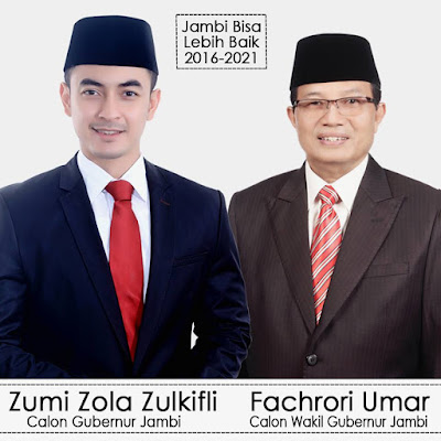 Seknas Jokowi Jambi Dukung ZZ-FU
