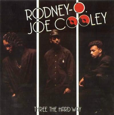 Rodney-O. & Joe Cooley – Three The Hard Way (CD) (1990) (FLAC + 320 kbps)