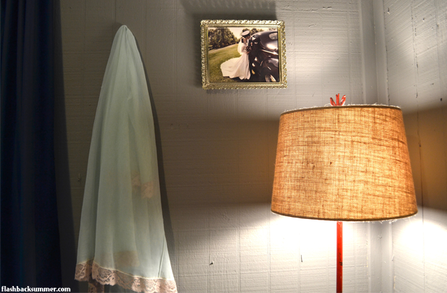Flashback Summer - The Rogers Home: Our Bedroom - vintage modern home decor