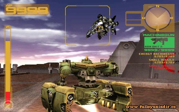 Armored Core 2 Another Age PS2
