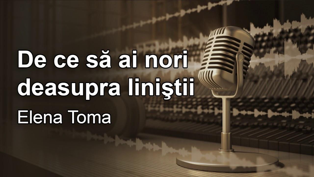 Elena Toma, Poezii, cele mai frumoase poezii, lectura autoarei - clic pe foto