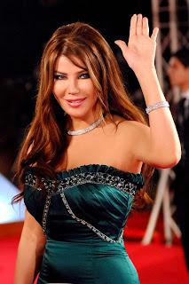 perempuan arab tercantik di dunia may hariri