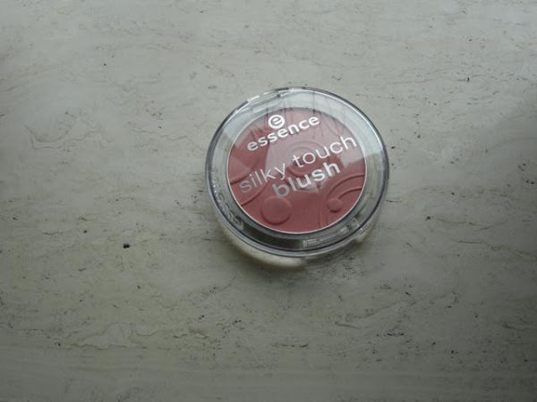 Essence Silky touch blush.