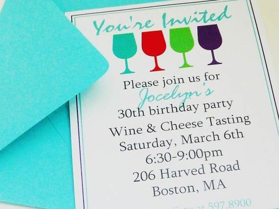 Adult Birthday Invitations 35 Pretty Examples