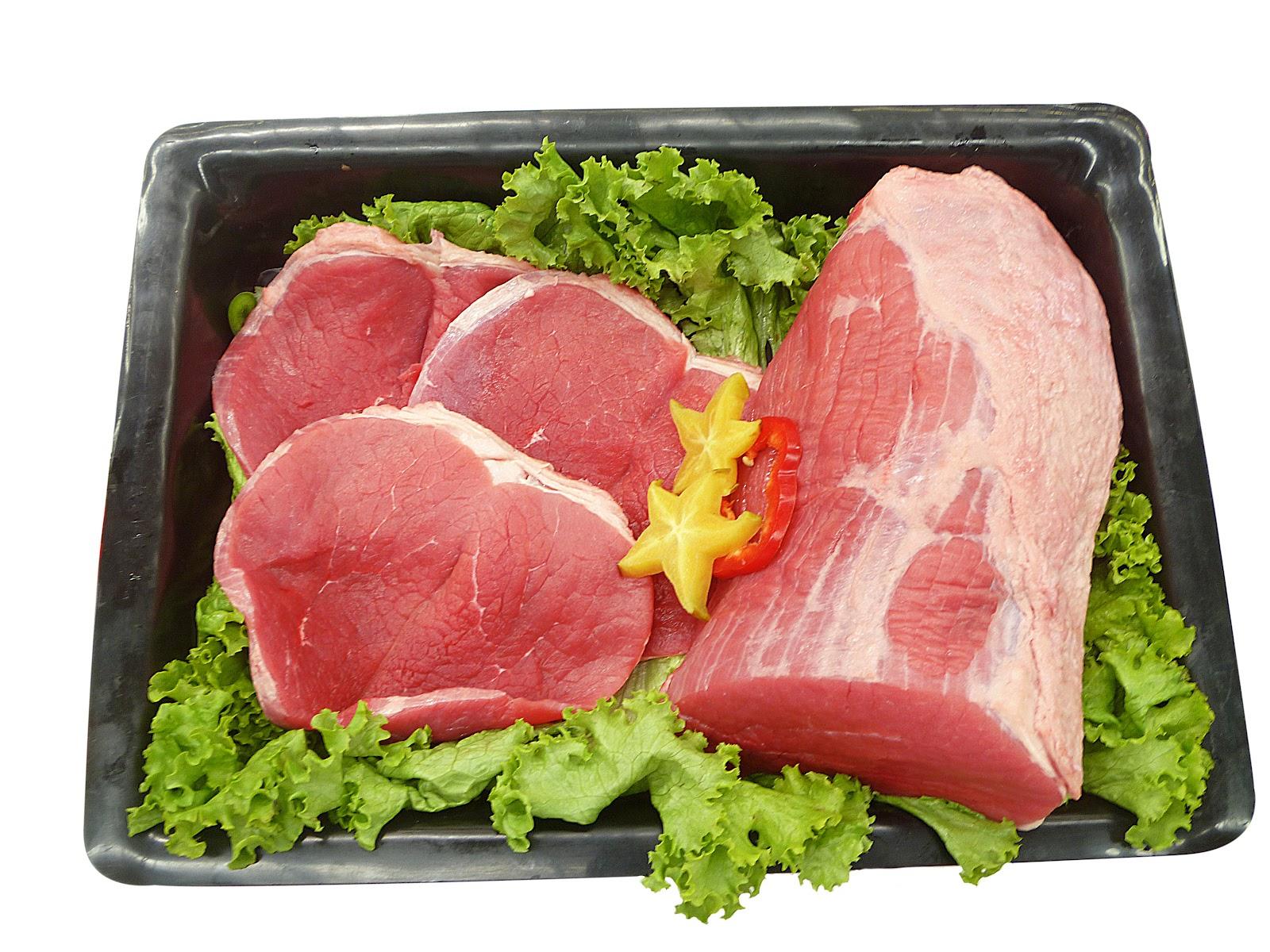 carne res: