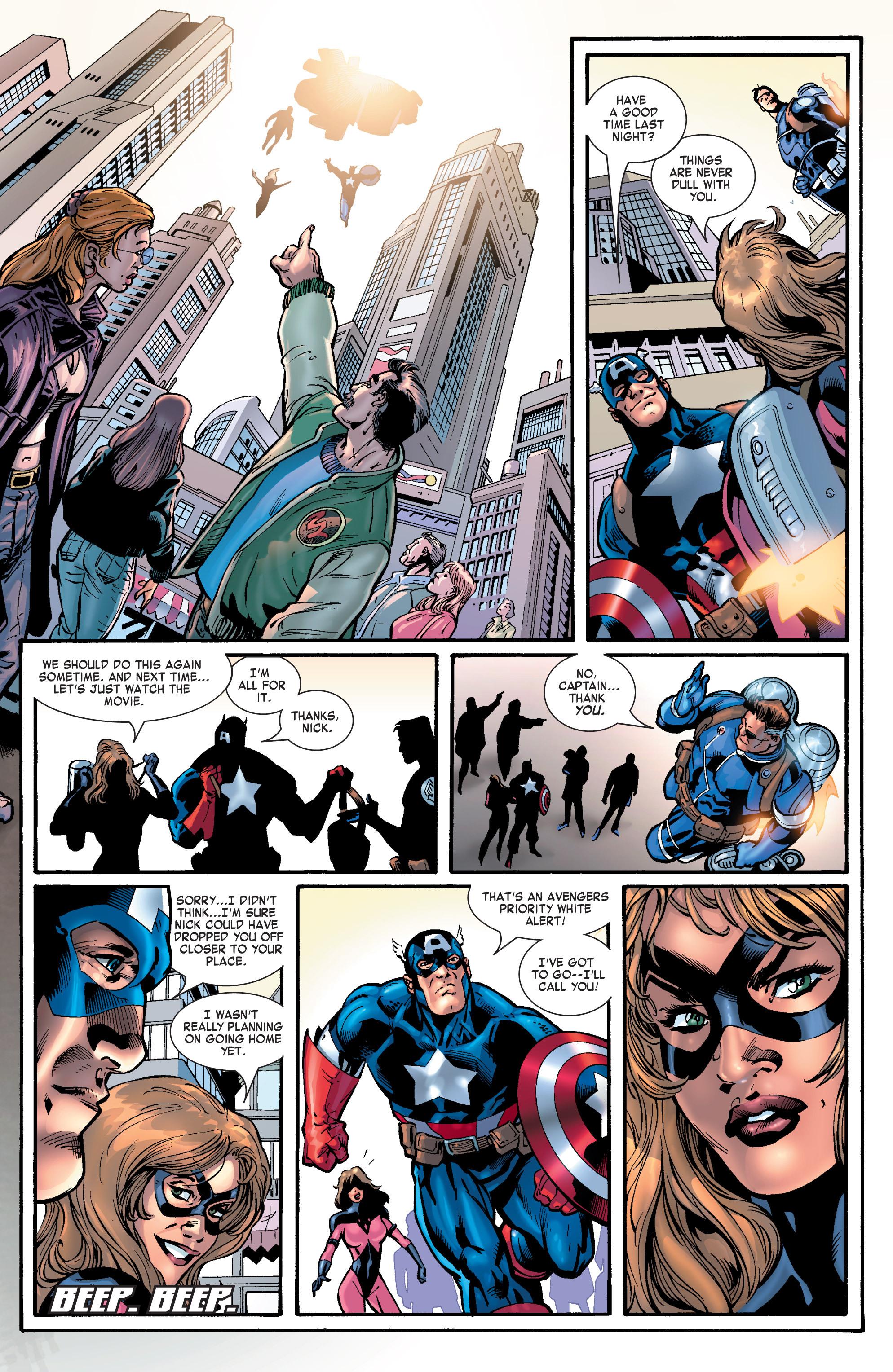Captain America (2002) Issue #29 #30 - English 21