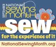 September Is NationalSewMonth