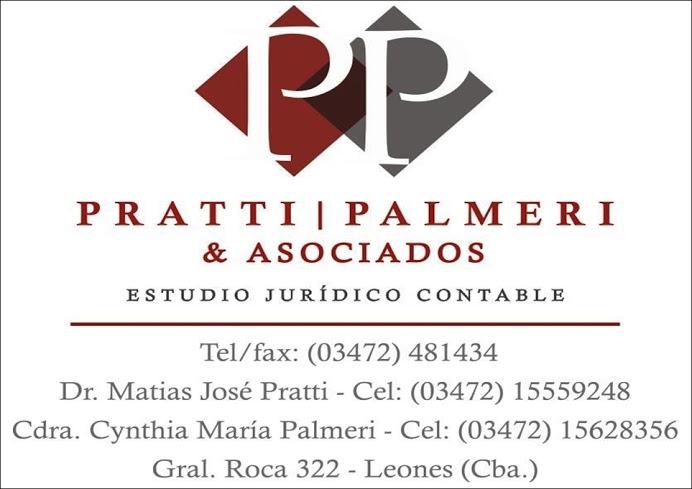 ESPACIO PUBLICITARIO: PRATTI / PALMERI & ASOCIADOS