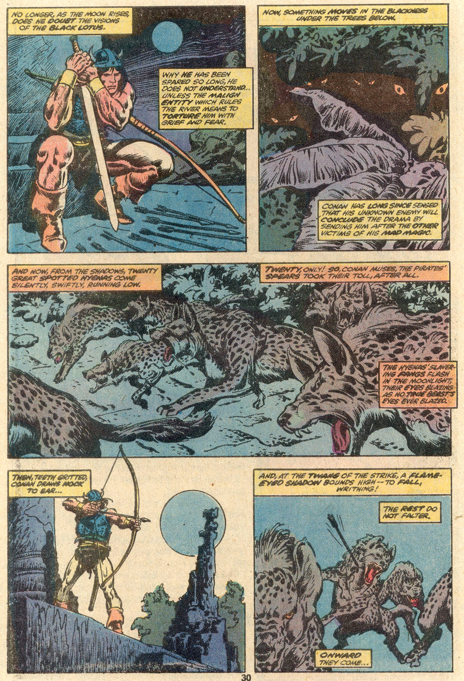 Conan the Barbarian (1970) Issue #100 #112 - English 23