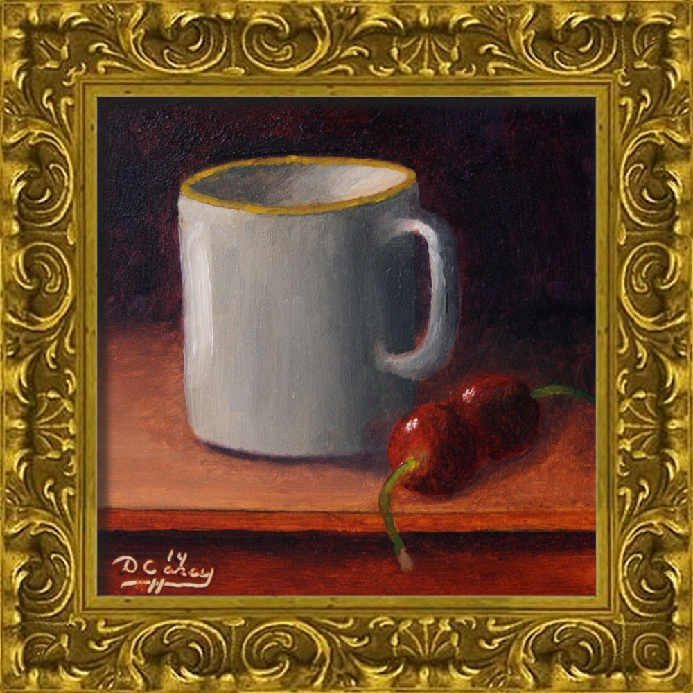 141201 - Cherries and Mug 001a 5x5 oil on wood panel - Dave Casey - TheDailyPainter.jpg