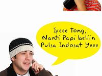 Bonus 50% untuk pengguna Indosat