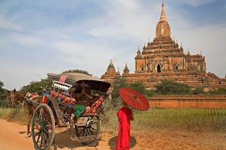 Pagan pagoda