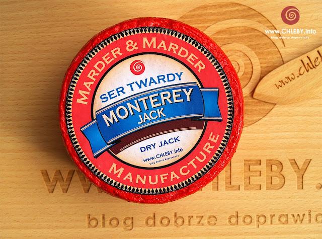 Ser żółty Monterey Jack - Dry Jack