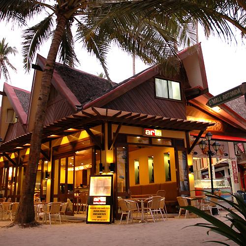 Life\'s Wonderful Adventure: Aria Cucina Italiana Boracay