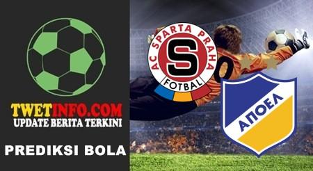 Prediksi Sparta vs APOEL Nicosia
