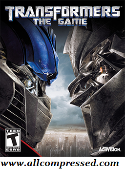 Transformers The Game Highly Compressed Free Download