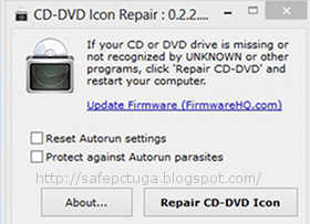 Windows 8 não reconhece drive CD DVD Resolvido