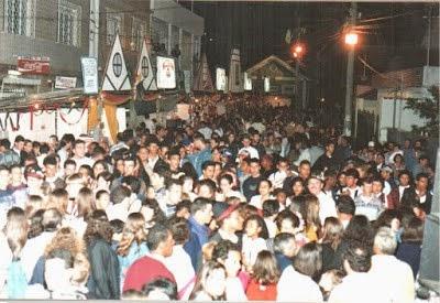 Festa alemã no Borboleta