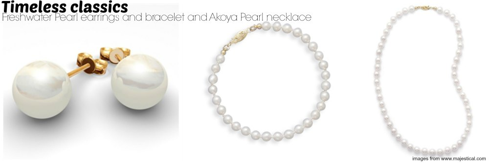 timeless classic pearls