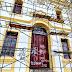 Em fase de restauração, Matriz de Santa Luzia é alvo de vândalos