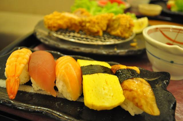 Tontei+Pork+Restaurant+review+Nex+mall+Singapore+sushi