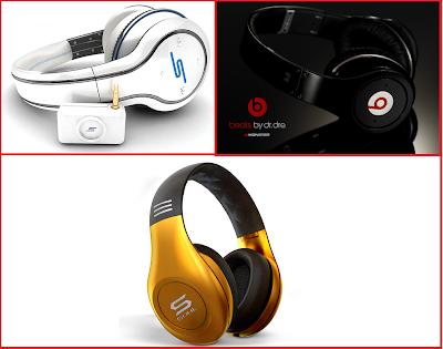 Celebrity Headphones