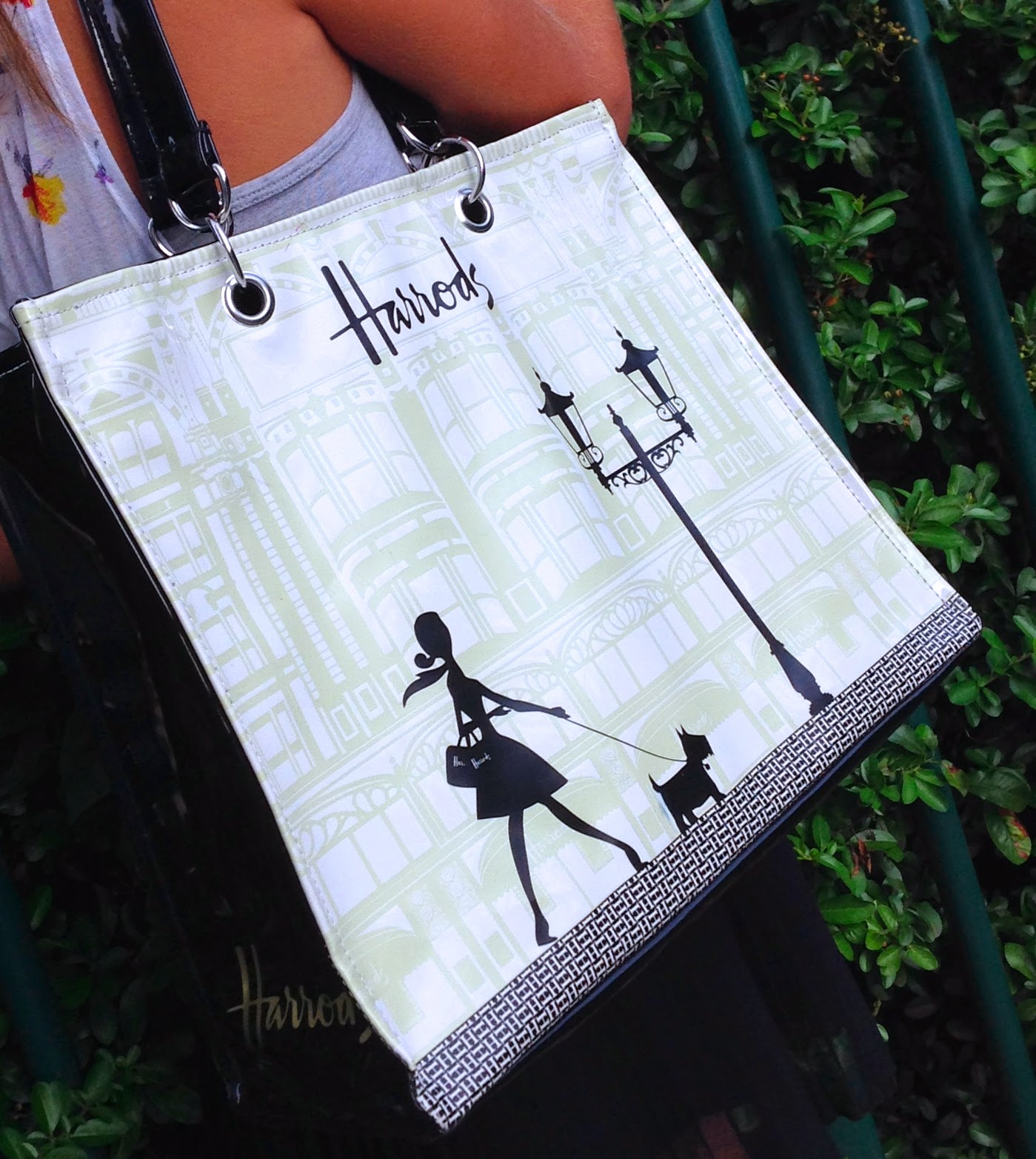 Harrods Shopping Bag